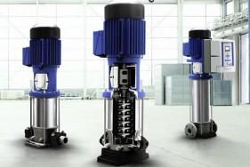 KSB Power station pumps